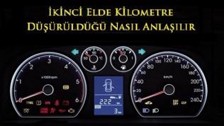 2.el Araçlarda Kilometre düşürüldüğünü nasıl anlarız…