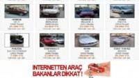 İnternet'den Otomobil bakıyorsanız dikkat edin neden mi?