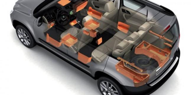Otomobil içerisinde eşyaları sabitlemeyi unutmayın yoksa ne mi olur!….