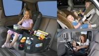 Otomobil'de çocuk koltuğu kullanmak neden önemli !