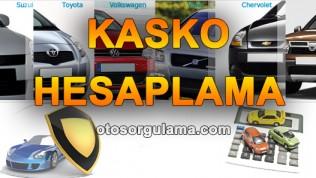 Kasko Hesaplama