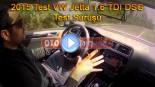 2015 Test VW Jetta 1.6 tdı dsg Test Sürüşü