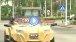 3D yazıcı ile Çin'de üretilen ilk araba