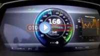 Dünyanın En Hızlı Elektrikli Arabası Tesla test