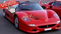 Ferrari F50 Shooting Flames videosu