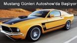 Mustang Günleri Autoshow'da başlıyor