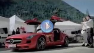 Bu Reklam Filmini Ancak Mercedes Yapardı..Müthiş bir dönüş