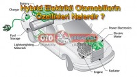 Hybrid Elektrikli otomobillerin özellikleri