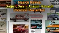 Mazide Kalmış Otomobil Reklamları