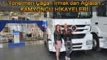 Yönetmen Çağan Irmak'dan Ağlatan Kamyoncu Hikayeleri