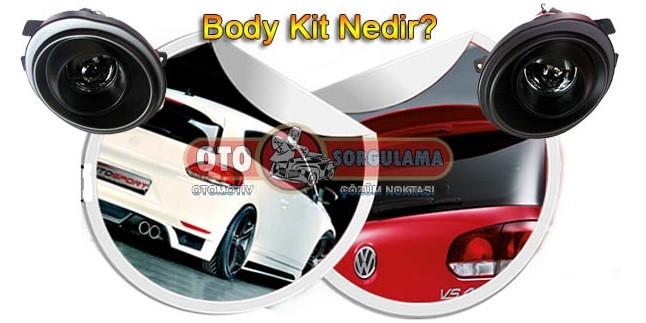 Body Kit Nedir ?