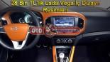 28 Bin TL'lik Lada Vega İç Dizaynı ve Resimleri