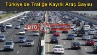 Türkiye'de Trafiğe Kayıtlı Araç Sayısı