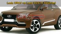 Lada XRay ve Vesta Resimleri