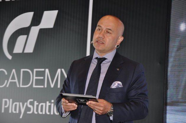Nissan Turkiye Genel Mudur Yardimcisi İbrahim Anac