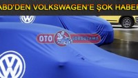 ABD'den Volkswagen'e şok haber