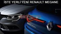 İşte Yerli Yeni Renault Megane