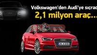 VW'deki skandal Audi'ye Sıçradı