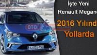 2016 Yeni Renault Megane Resimleri