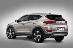 Yeni Hyundai Tucson 1