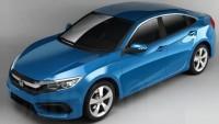 Yeni Honda Civic Sedan Yollarda