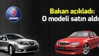 Bakan Işık: Saab 9-3'ün fikir hakkını satın aldık