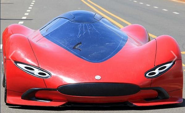 Bu Spor Otomobili 9 bin liraya yaptı