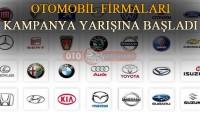 Otomobil Firmalarının Kampanya Yarışı