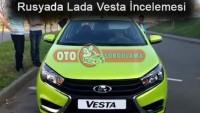 Rusya'da Lada Vesta İncelemesi