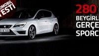 Gerçek Sporcu: 280 beygirlik Seat Leon Cupra