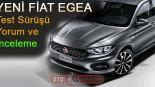 Yeni Fiat Egea Test Sürüşü, Yorum ve İnceleme