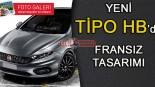 Yeni Tipo HB'de Fransız Tasarımı