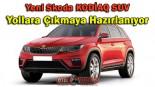 Skoda KODİAQ SUV yollara çıkmaya hazrlanıyor
