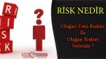 Risk nedir ?