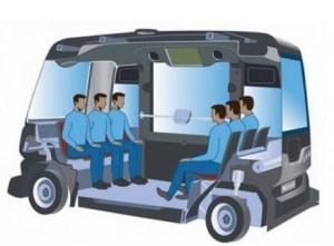 Sürücüsüz otobüs dönemi