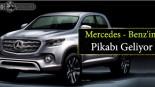 Mercedes – Benz'in pikabı geliyor