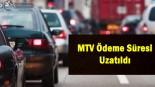 MTV ödeme süresi uzatıldı – GİB