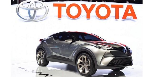 İşte İlk Yerli SUV Toyota C-HR 'nin Fotoğrafları