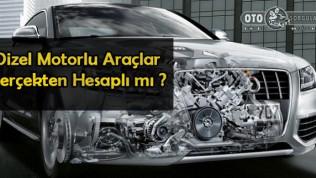 Benzin mi Yoksa Dizel Motorlu Araçlar mı daha Hesaplı mı!