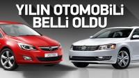 Opel Astra 2016 Yılın Otomobili Seçildi