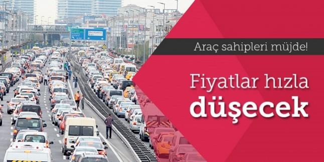 Yapılan düzenleme ile Trafik sigortası primleri hızla düşecek