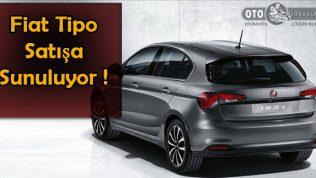 Fiat Tipo (Egea) HB Satışa Sunuluyor !