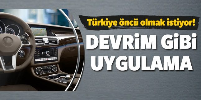 Türk Mucitten Akıllı Yol Bilgisayarı Projesi